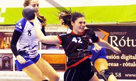 La guerrera junior Cristina Polonio jugará en División de Honor Plata con el  Balonmano Morvedre