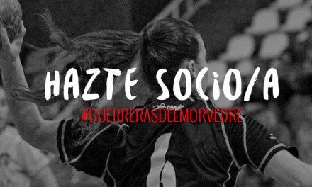 """El Balonmano Morvedre femenino inicia la campaña """"escucha a tu corazón"""" para captar a más socios/as"""