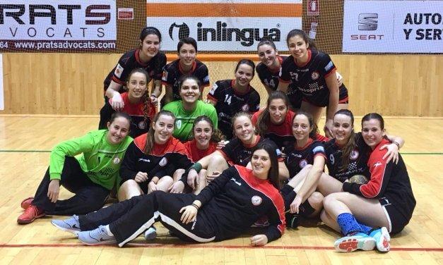 El BM Morvedre continúa invicto en la División de Honor Plata del balonmano femenino español