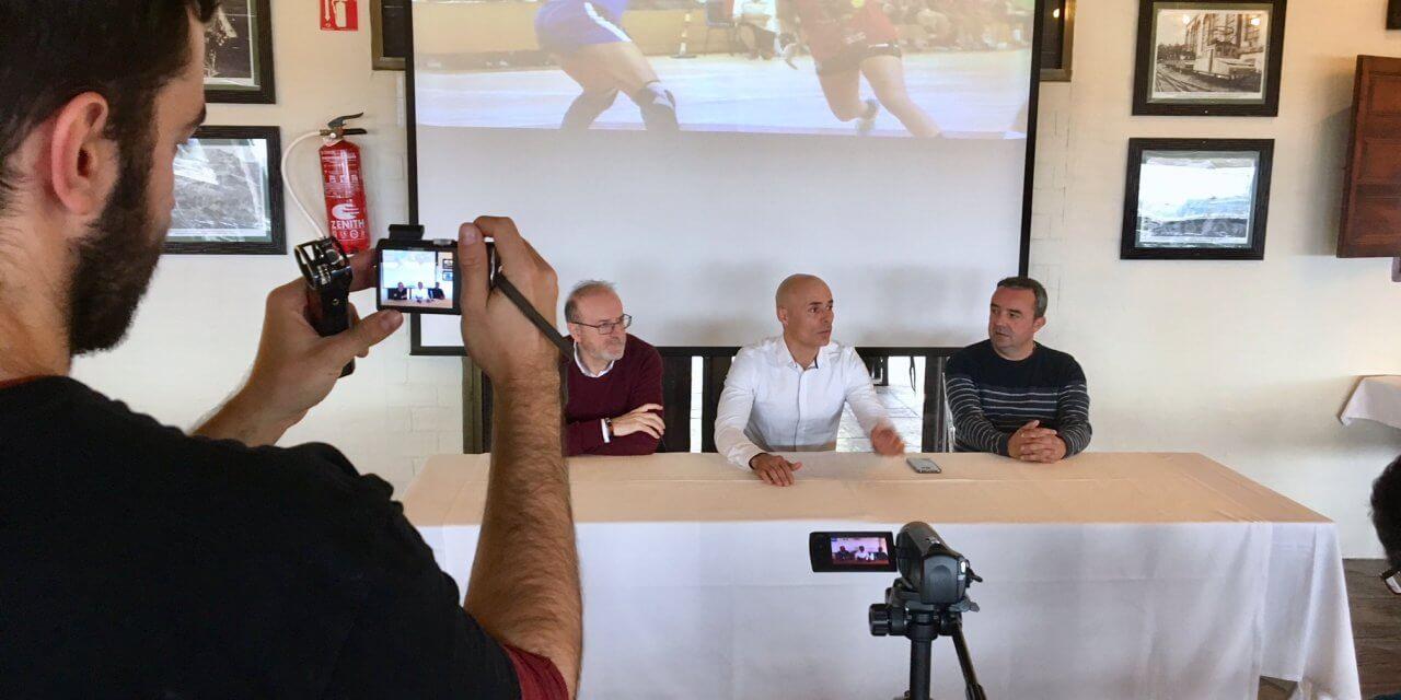 El Balonmano Morvedre continúa creciendo con la renovación por dos temporadas de Manu Etayo