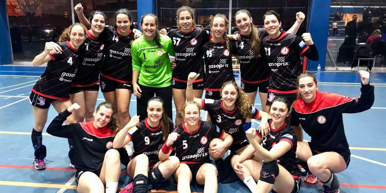 El BM Morvedre jugará la fase de ascenso a la División de Honor del balonmano femenino español