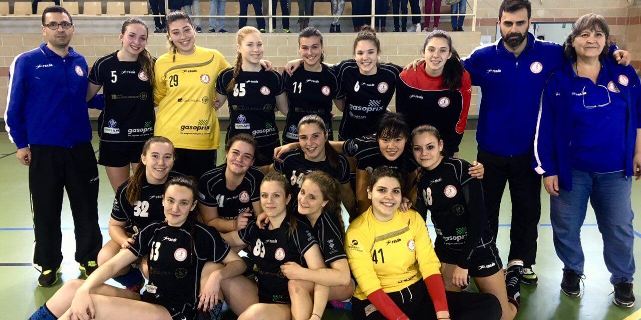 El equipo Juvenil A del Bm Morvedre jugará por el tercer Puesto de la Comunitat Valenciana