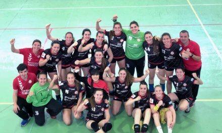Victoria en Córdoba para seguir soñando con el ascenso a División de Honor