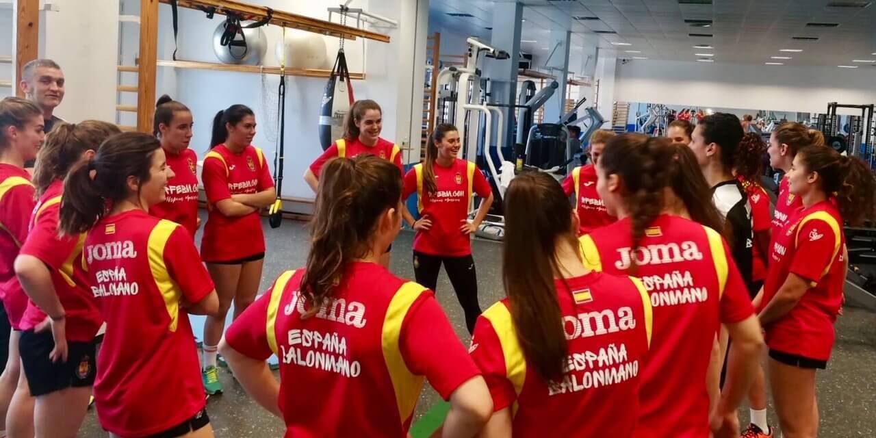 3 Guerreras del Morvedre ya preparan el Campeonato del Mundo Junior con la selección española