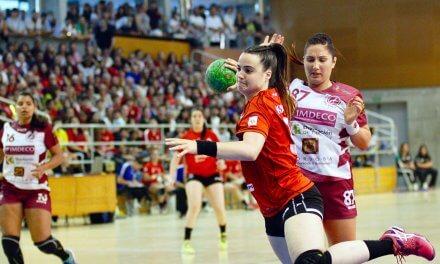 Goleada para seguir soñando con el ascenso a División de Honor Femenina