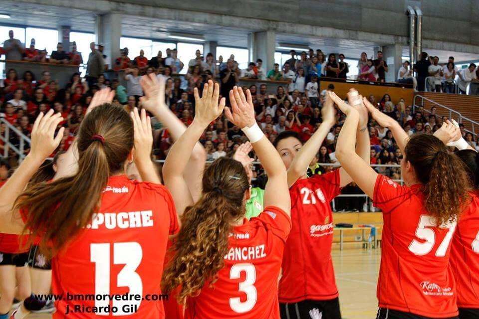 Sagunto elegida sede de la fase final del ascenso a División de Honor del balonmano femenino