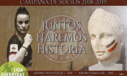 Socios temporada 18-19