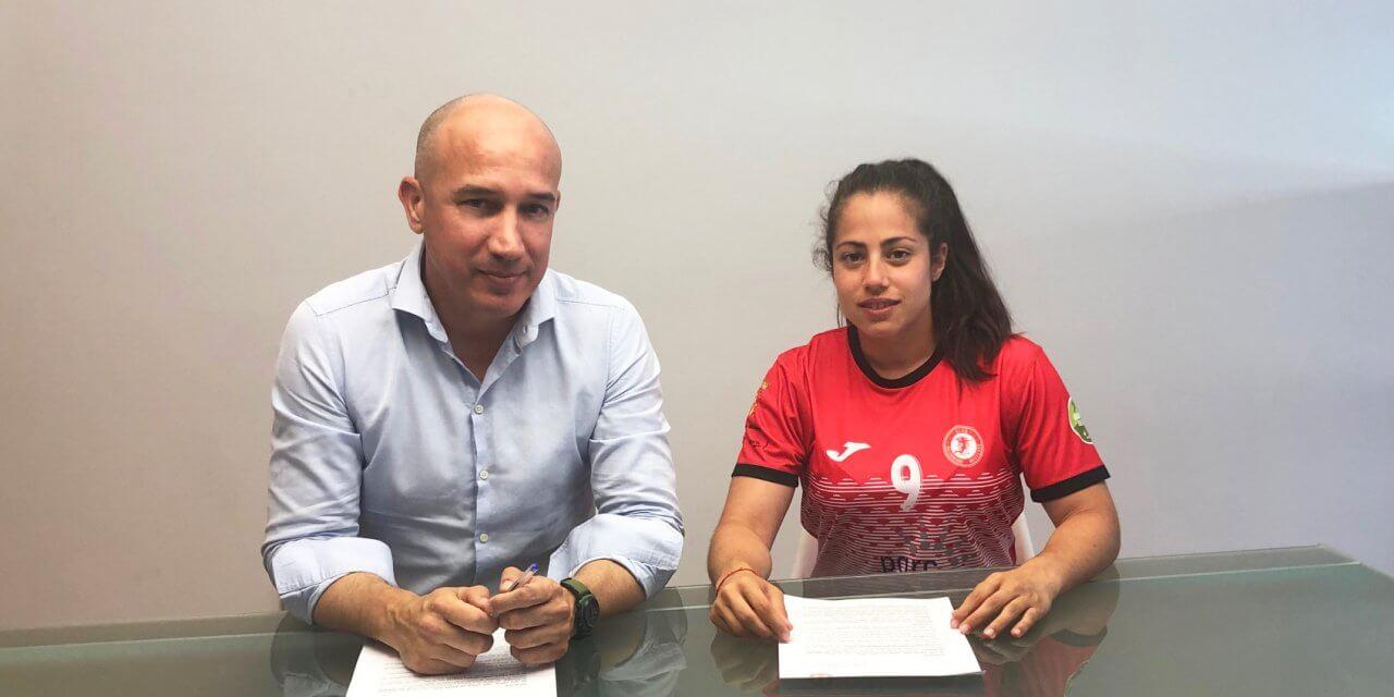El Balonmano Morvedre ficha a la extremo Helena Martín Del Olmo