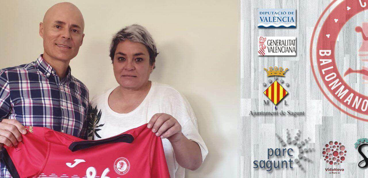 Montse Puche vuelve a Sagunto como nueva entrenadora para el Balonmano Morvedre