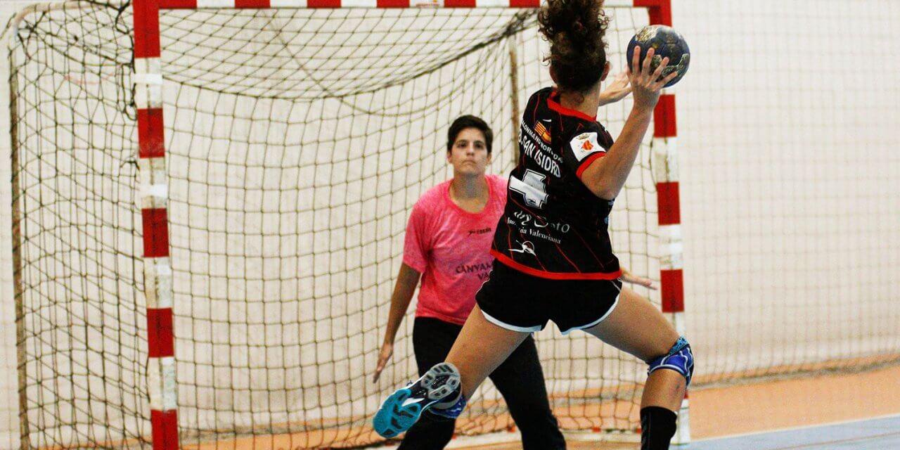 El Balonmano Morvedre firma a la portera valenciana Amparo Aguas