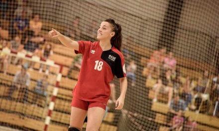 La madrileña Lorena Montilla reforzará la primera línea del Balonmano Morvedre