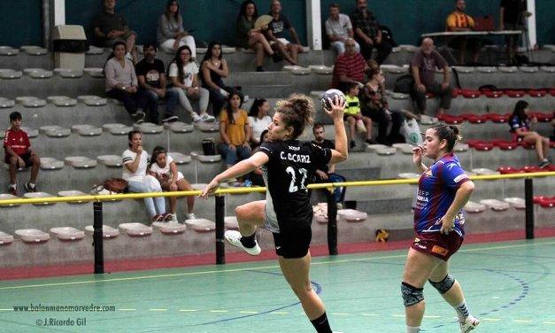 El Balonmano Morvedre recibe al Sant Vicenç para disputarse el liderato del grupo C