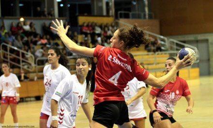 Dos puntos decisivos para Agustinos y Balonmano Morvedre