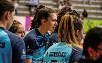 La canterana María Marín debutó en la máxima categoría