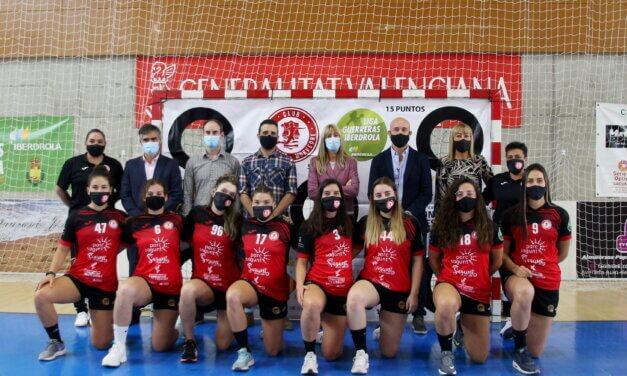 DFM RENTACAR se une al Club de Balonmano femenino Morvedre