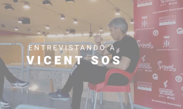 Charlando con Vicent Sos